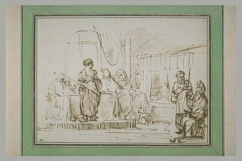 L'imposition du nom de saint Jean-Baptiste