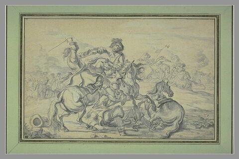 Escarmouche de cavalerie