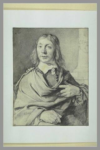 Portrait du peintre Philips Wouwermans