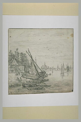 Vue de Haarlem