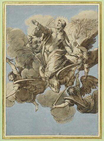 Le Ravissement de saint Paul