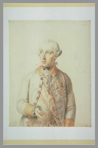 Portrait de l'empereur Joseph II d'Autriche