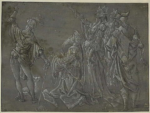 Auguste et la sibylle Tiburtine