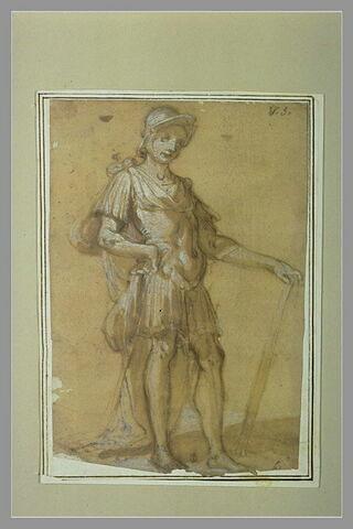 Guerrier romain