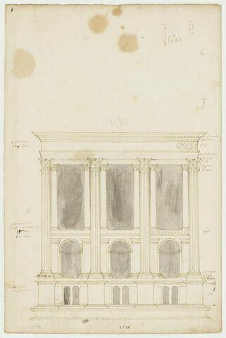 Projet pour le tombeau de saint Sebald