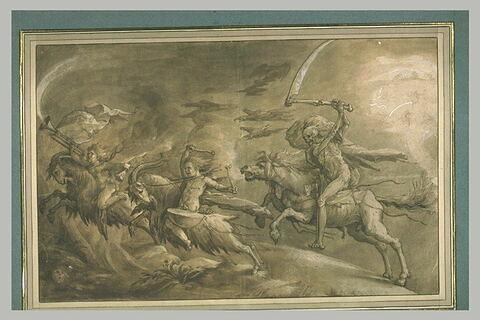 Scènes de l'Apocalypse : les anges exterminateurs