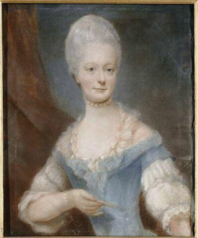 Portrait de Marie-Elisabeth (1743-1808), archiduchesse d'Autriche