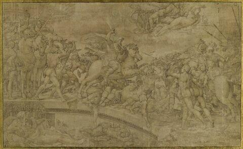 Horatius Coclès défendant le pont Subicius