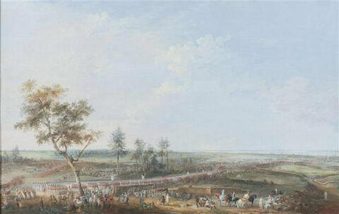 Prise d'Yorktown ; 19 octobre 1781