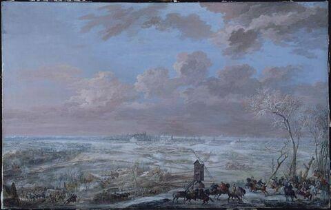 Le siège de Bruxelles ; du 7 au 20 février 1746