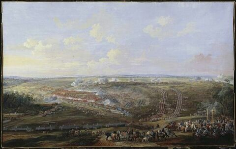 Le siège d'Ostende ;  du 13 au 23 août 1745
