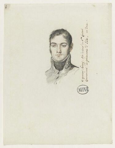 Portrait du général Savary