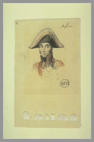 Portrait de Masséna