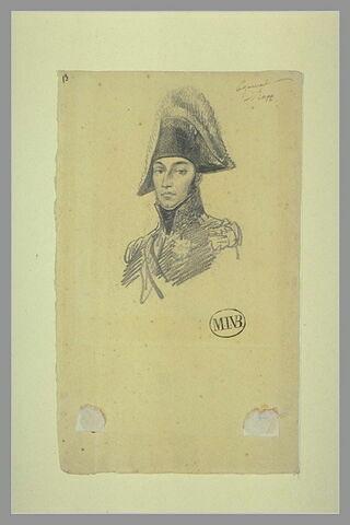 Portrait du général Rapp