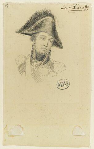 Portrait du comte Andréossy
