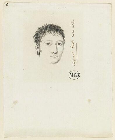 Portrait du général Soult