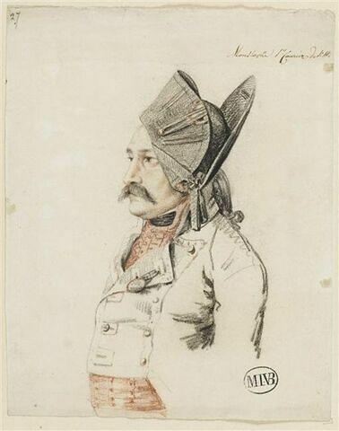 Portrait de Moustache