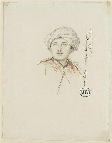 Portrait de Roustan