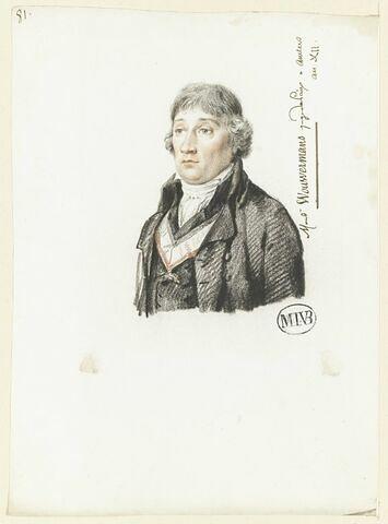 Wouwermans, juge de Paix à Anvers