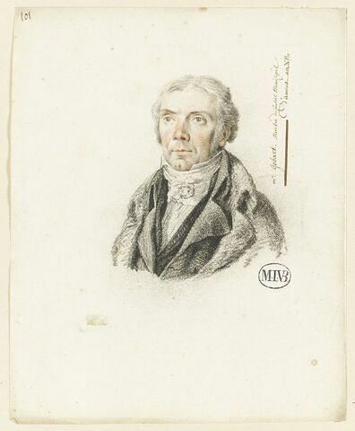 Gobart, membre du conseil municipal d'Anvers