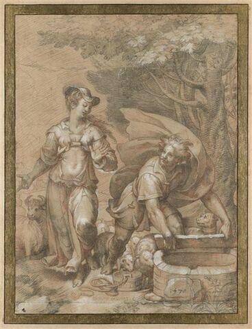 Jacob et Rachel au puits
