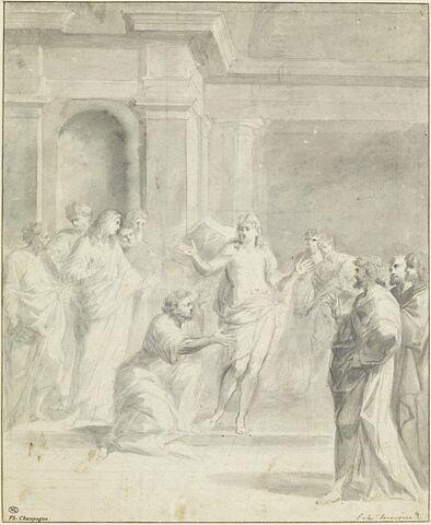 Incrédulité de saint Thomas