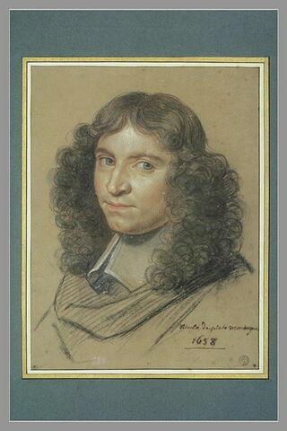 Autoportrait de  Nicolas de Plattemontagne