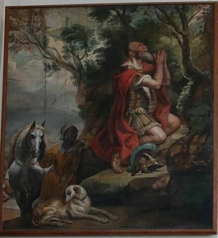 La Prière de Gédéon ou Gédéon et les trois-cents guerriers