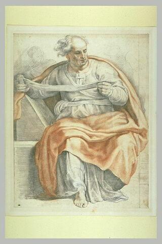 Le prophète Joël