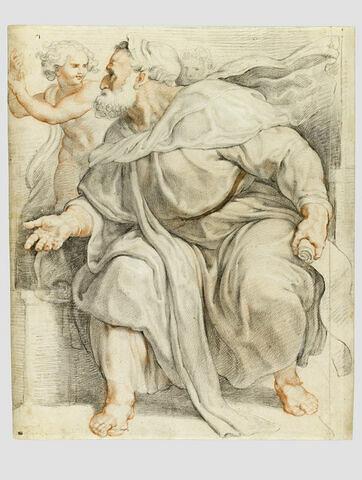 Le prophète Ezéchiel