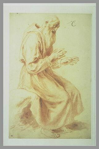 Saint Paul ermite (?)