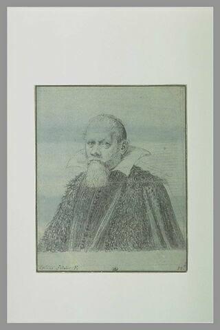 Portrait de Georg Schrotl von Schrotenstain