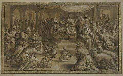 La Richesse du roi Salomon