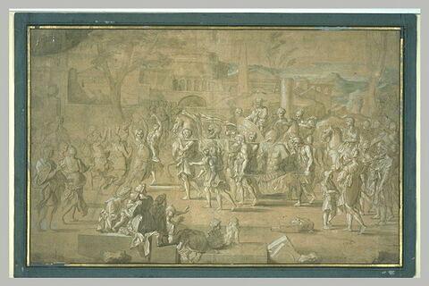Triomphe de David