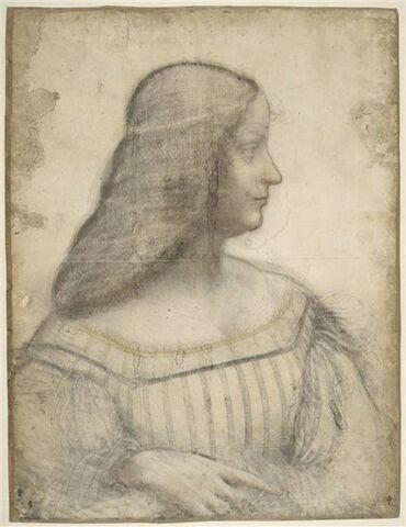 Portrait d'Isabelle d'Este