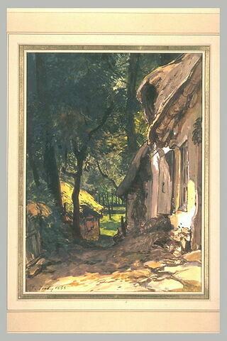 Paysage à Varengeville