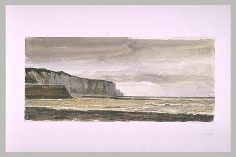 Les falaises de Saint-Valery-en-Caux