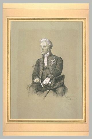 Portrait de M. Forster