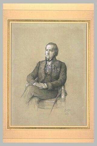 Portrait de M. le baron Taylor