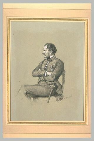 Portrait de Monsieur Duret