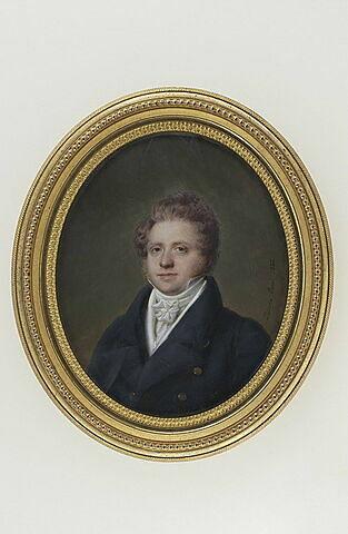 Portrait de Monsieur Fichel