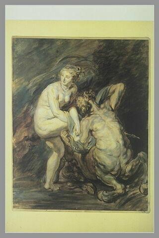 Nessus et Déjanire