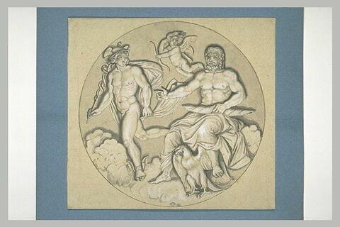Jupiter et Mercure