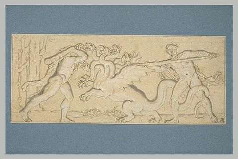Hercule et l'hydre de Lerne