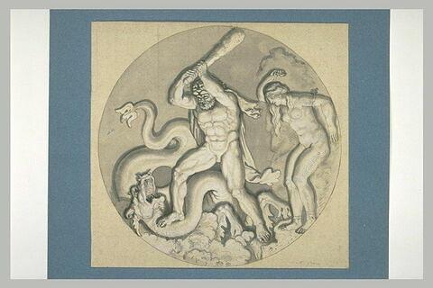 Hercule et Hésione