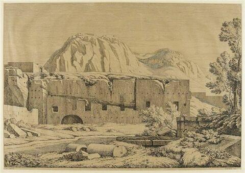 Vue de Corinthe
