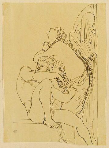 Mercure et Eurydice