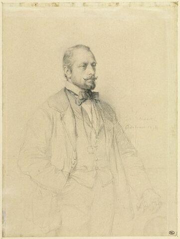 Portrait de Jules Jauvin d'Attainville
