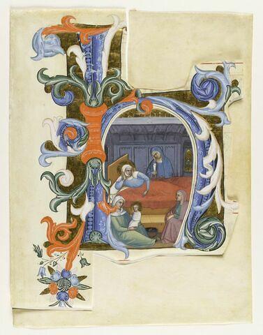 La Naissance de la Vierge