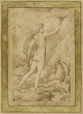Hébé et Ganymède